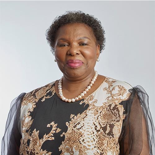 Ms Mampe Kotsi