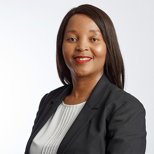 Ms Nthabiseng Tsenase